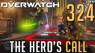 [324] The Hero's Call (Let's Play Overwatch PC w/ GaLm)