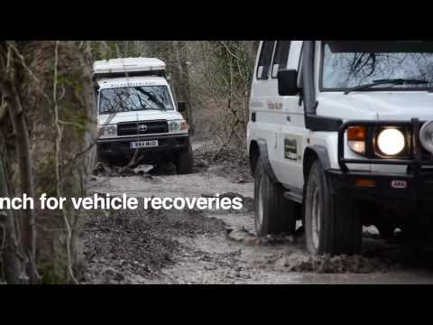 Overland 4x4 Vehicle Hire