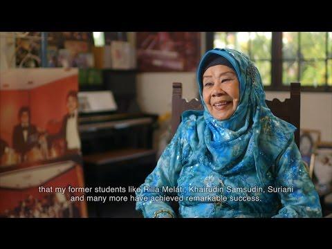 2016 Cultural Medallion Recipient: Nona Asiah