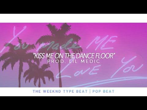 'Kiss Me On The Dance Floor' - The Weeknd X Daft Punk Type Beat 2018 (Nu Disco, Pop)