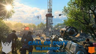 Call of Duty: Black Ops 4 / PC Gameplay / Blackout / GRINDING