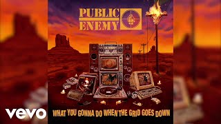 Public Enemy - GRID (Audio) ft. Cypress Hill, George Clinton