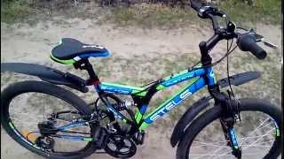 Обзор велосипеда STELS Junior 24 mustang