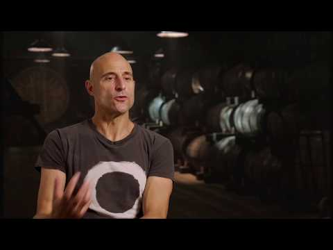 "Kingsman The Golden Circle Mark Strong ""Merlin"" Behind The Scenes Interview"