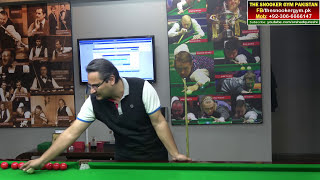 Gambar cover Snooker Coaching! Angry Snooker Player with Arshad Qureshi (Snooker Coach)