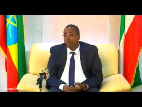 Somali Region President Abdi Mohamoud Omar (Abdi Iley) exposes Intelligence Chief Getachew Assefa