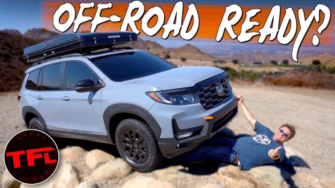 Download Honda Trailsport Premiere: Here's Your First Look At Honda's Newest Off-Roader!