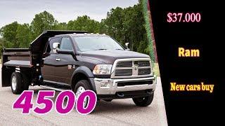 2019 ram 4500 pickup | 2019 dodge ram 4500 dually | 2019 ram 4500 towing capacity | new cars buy
