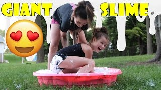 Making 150 Pounds of Slime 😍 | Bratayley