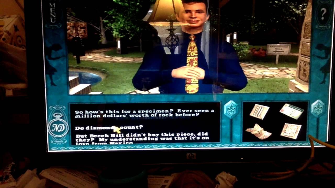 ND: Secret of Scarlet Hands walkthrough - GameBoomers