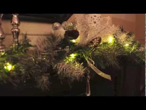 Tour de mi decoraciones para navidad en fotos youtube - Decoraciones de fotos ...