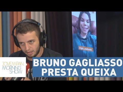 Bruno Gagliasso Presta Queixa Por Ataque Racista De Socialite Contra Sua Filha Titi