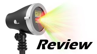 1byone Outdoor Christmas Laser Projection Light Review