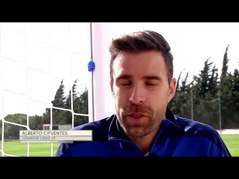 Entrevista a Alberto Cifuentes, jugador del Cádiz CF