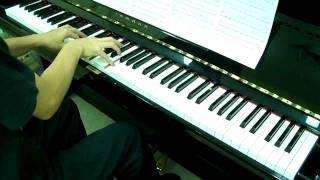 Piano Pieces for Children Grade 4 No.12 Strauss The Beautiful Blue Danube (P.186) 藍色多瑙河