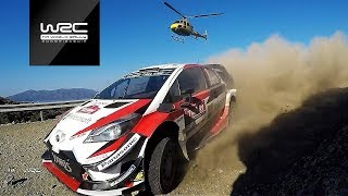 WRC - Rally Turkey 2018: Best of Action 👊🏼
