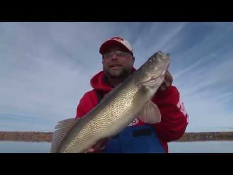 Discovering - Fall Fishing On Portage Lake With Mark Martin & Friends