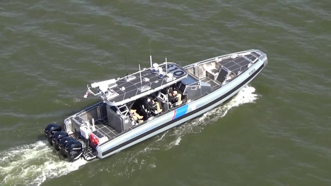 Customs Border Patrol Air and Marine Coastal Interceptor ...