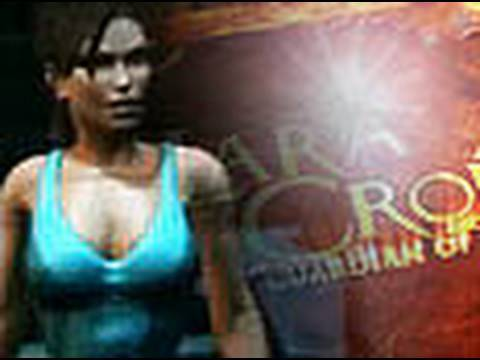Classic Game Room - LARA CROFT AND THE GUARDIAN OF LIGHT review