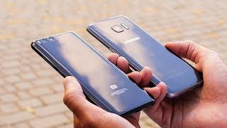 Xiaomi Mi6 или Galaxy S7 Edge? Что Лучше в 2017 году?
