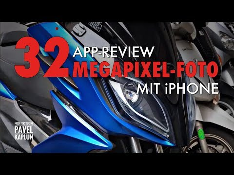 32 Megapixel-Foto mit iPhone