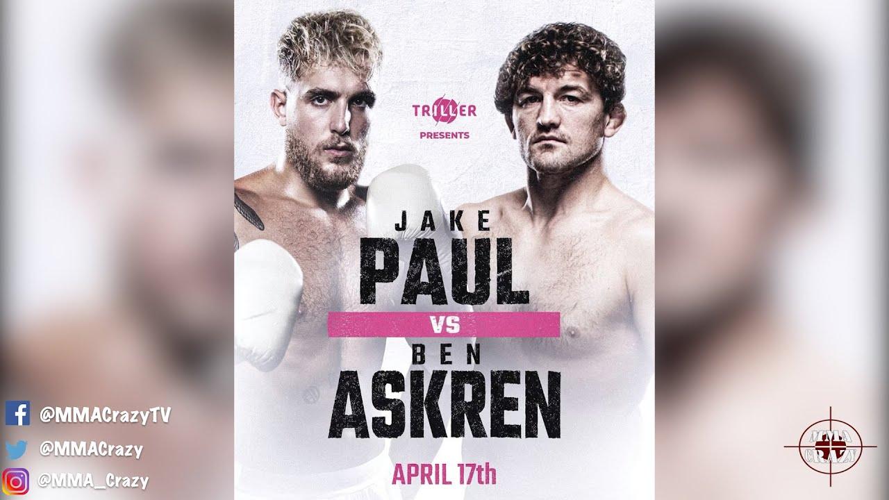 Jake Paul vs. Ben Askren: Twitter reacts to boxing match ...