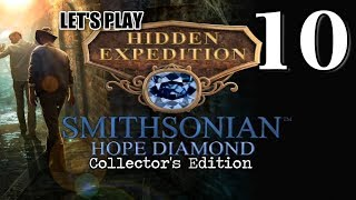 Hidden Expedition 6: Smithsonian Hope Diamond CE [10] w/YourGibs - FINDING HOPE DIAMOND SHARDS