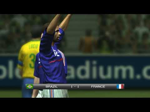 Goal from Thierry