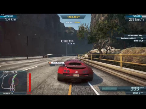 Need For Speed Most Wanted 2012 Live Stream (Thanks for teh cars, Billy