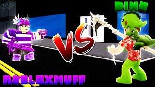 ROBLOX Biggest MadCity Battle (ft PewDiePie) FACEREVEAL!