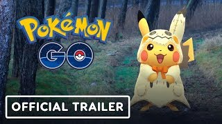 Pokémon GO - Official Halloween Event Trailer