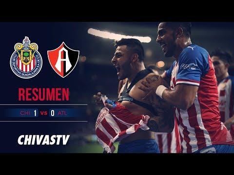 Guadalajara es de Chivas | Resumen | Chivas 1-0 Atlas | Golazo | Cl�sico Tapat�o