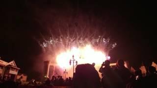 V20 동영상 테스트(에버랜드 불꽃놀이)