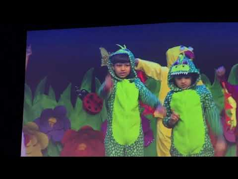 Azam performed musical theatre