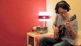 Ukulele Instrumental Solo - I Want To Hold Your Hand (Replugged Music) SINGAPORE