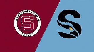 Swarthmore Baseball Highlights vs. Stockton (Game one // March 25, 2018)