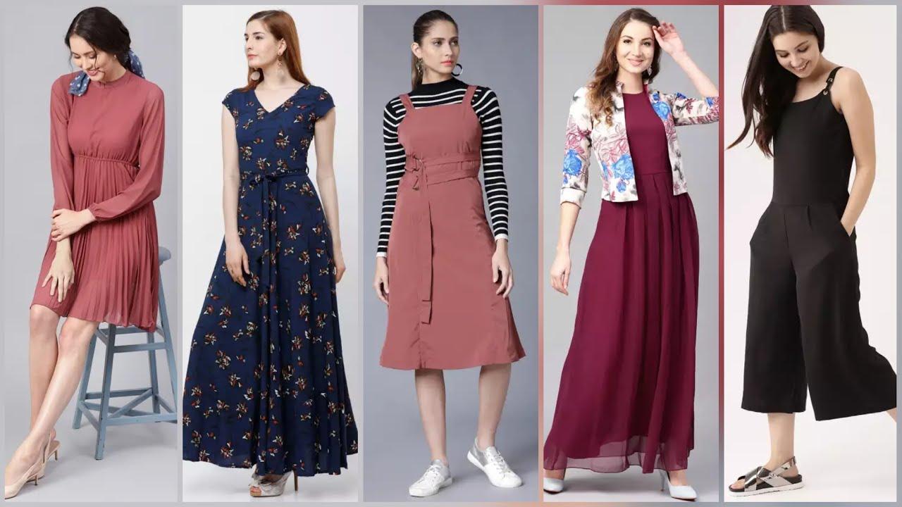 stylish dress for girls western