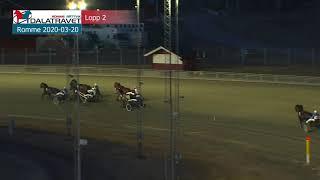 Vidéo de la course PMU SLEIPNER CUP