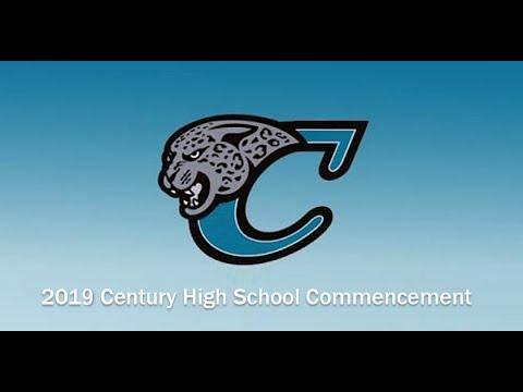 2019 Century  High School Graduation Ceremony, Hillsboro School District