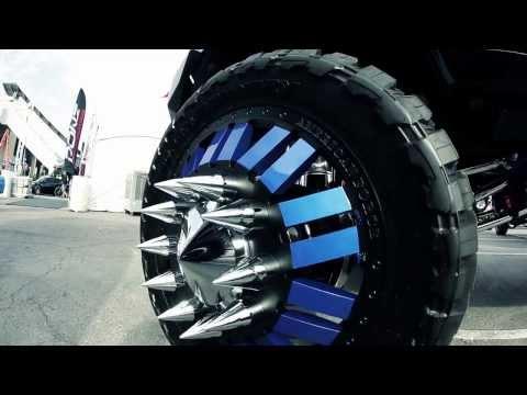 American Force Wheels @ SEMA 2013 - Teaser