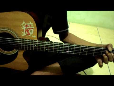 The rain - dengar bisikku guitar & vocal cover