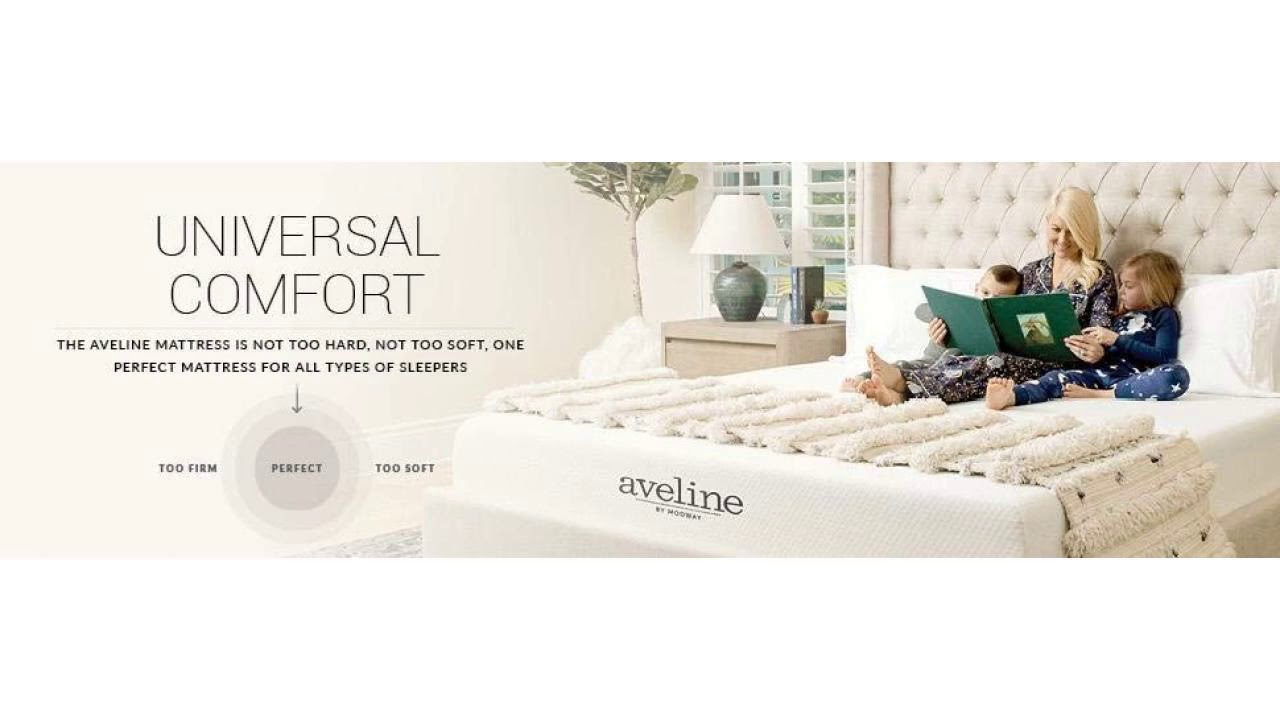 Memory Foam Mattress Too Firm Modway Aveline Memory Foam Mattress Know How