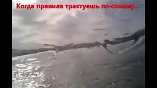 Социальный ролик об опасности выезда на лёд. Ноябрь 2018. Иркутск