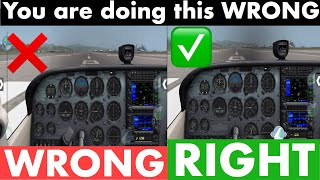 mistakes you make in x-plane episode 1