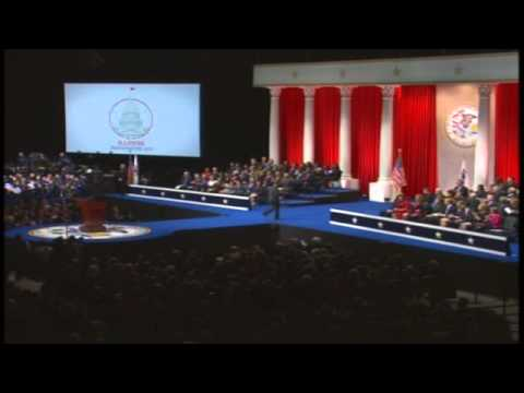 Illinois Governor's Inauguration