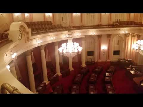 California State Capitol #8 Senate Chambers - September 4, 2017 - Travels With Phil