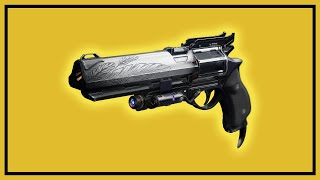 Destiny 2: How to Get Hawkmoon -  Exotic Hand Cannon Guide