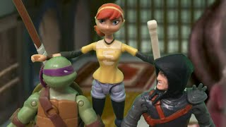 TMNT 2015 Stop Motion Valentine's Day Special