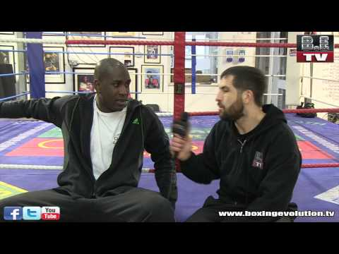 Flave interviews Lawrence Bennett 'Ive beaten better boxers than Jamie Hearn'