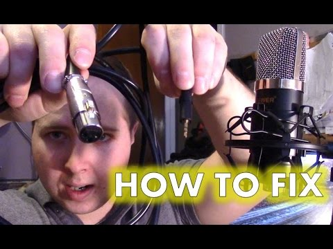 fixing/-troubleshooting-problems---neewer®-nw-700-professional-condenser-microphone-kit